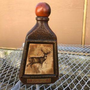 James Lockhart artistic whiskey bottle